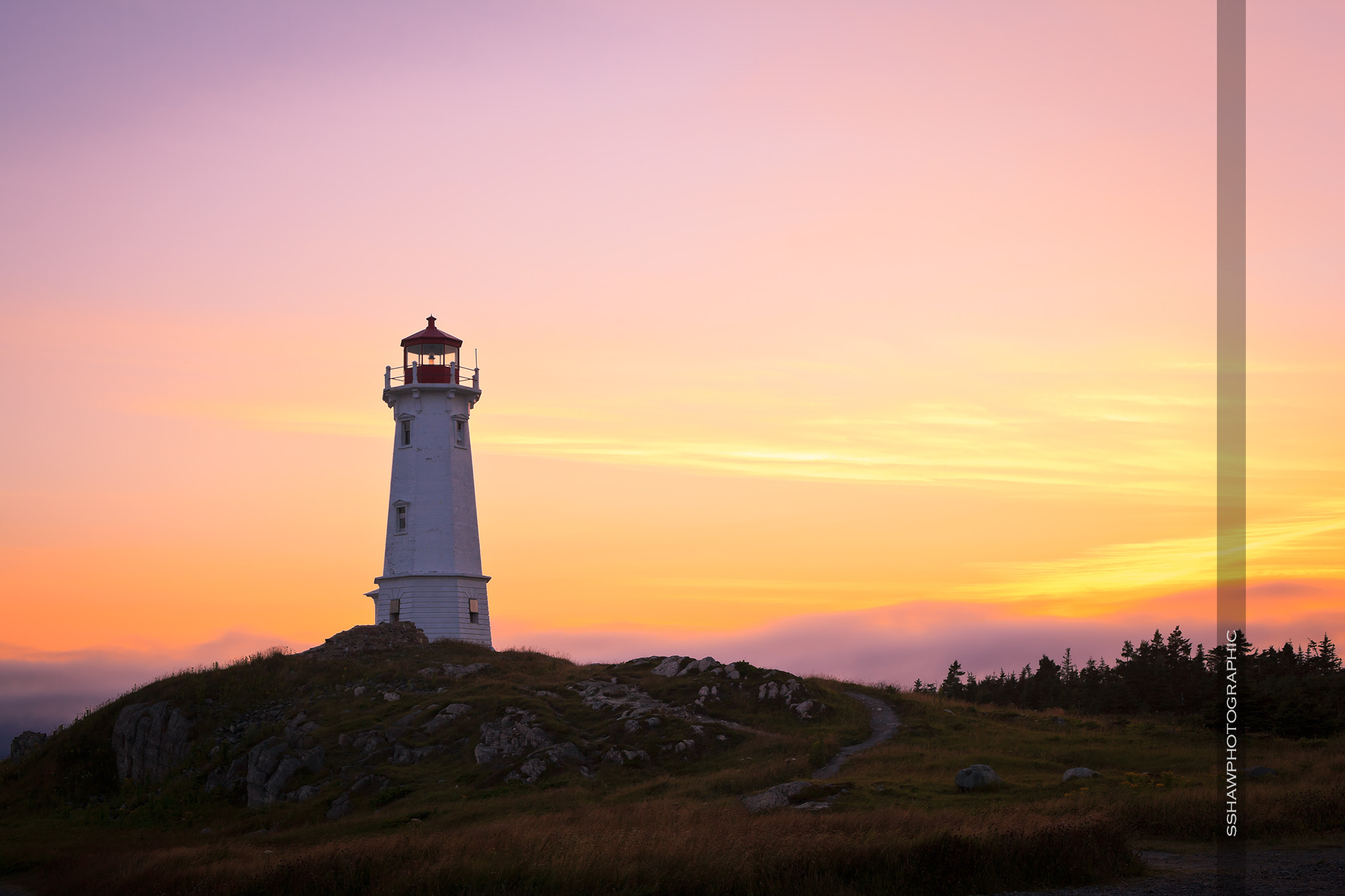 Photograph Sunset at Louisbourg by Shane Shaw on 500px