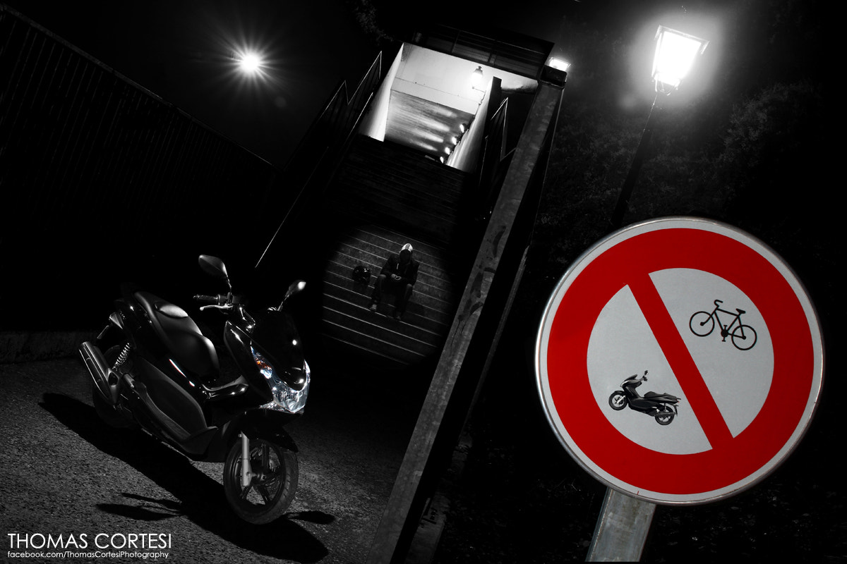 Photograph Honda PCX 125 by Thomas Cortesi on 500px