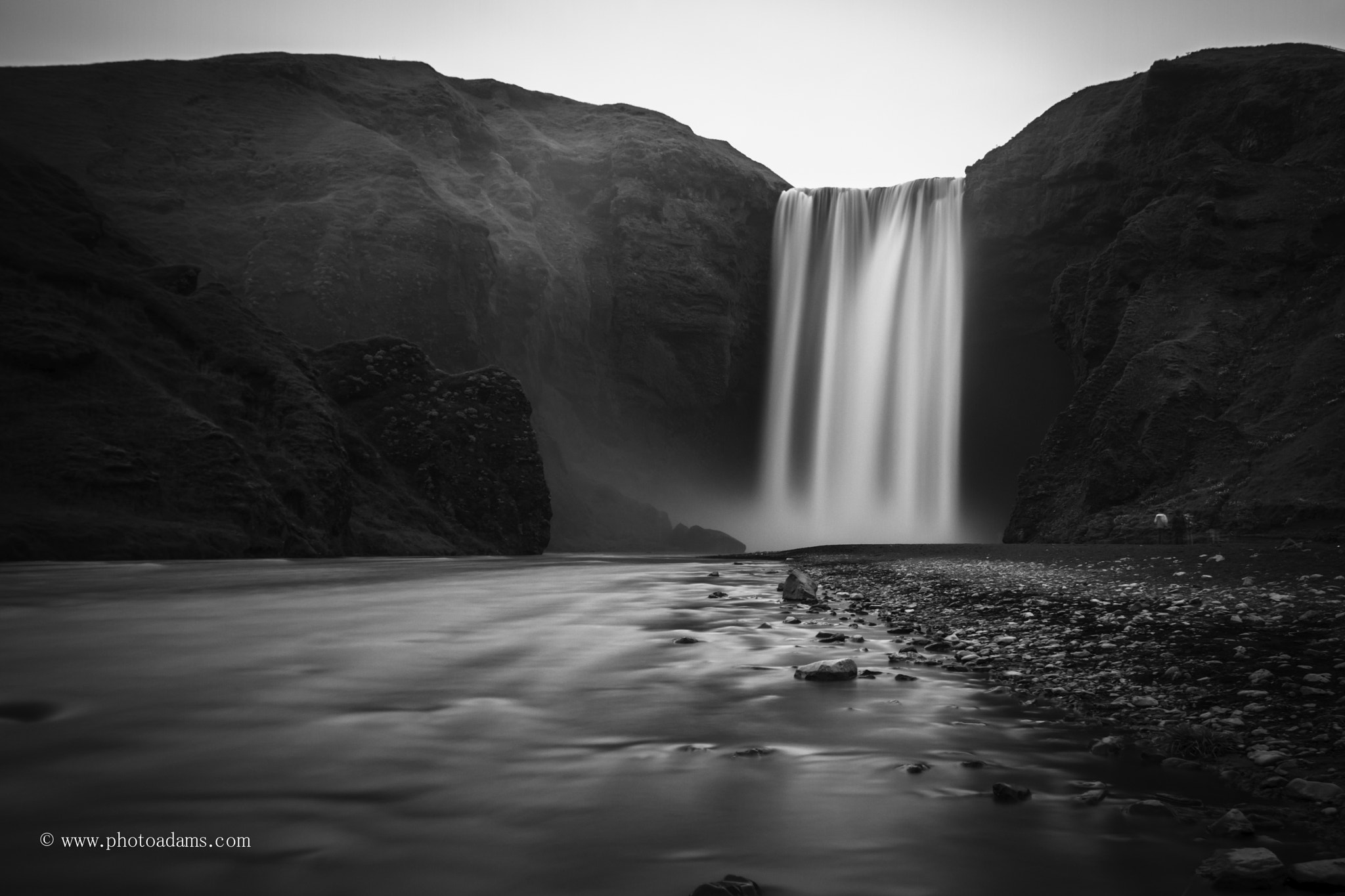 Photograph Skógafoss by Adam Skrzeszewski on 500px