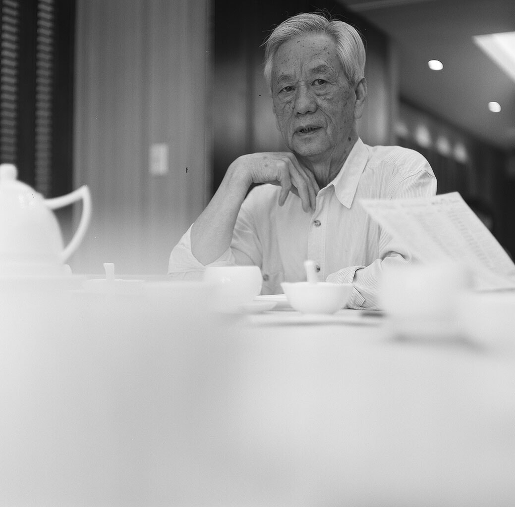 Photograph Grandfather by Jessie Lau on 500px