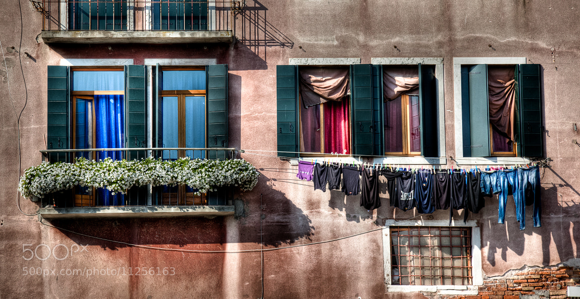 Photograph Venetian Blinds by Uri Baruch on 500px