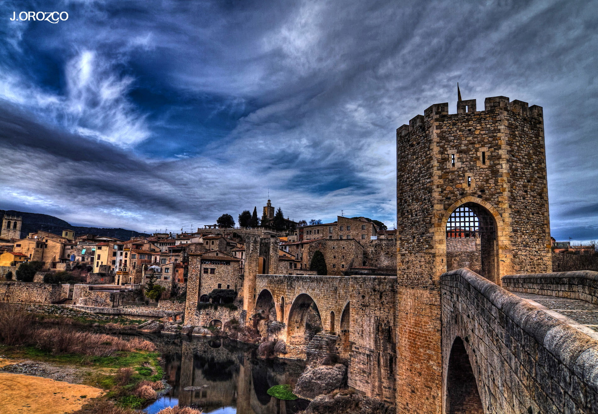 Photograph Besalú. by jose orozco on 500px