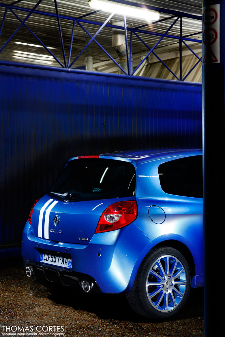 Photograph Renault Clio RS Gordini by Thomas Cortesi on 500px