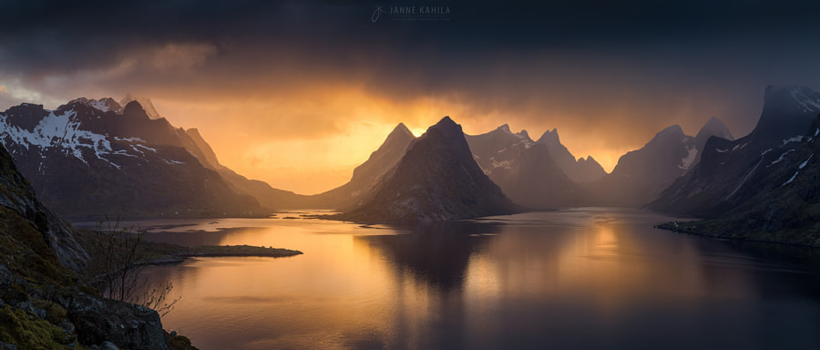 Photograph Burning Light Show by Janne Kahila on 500px