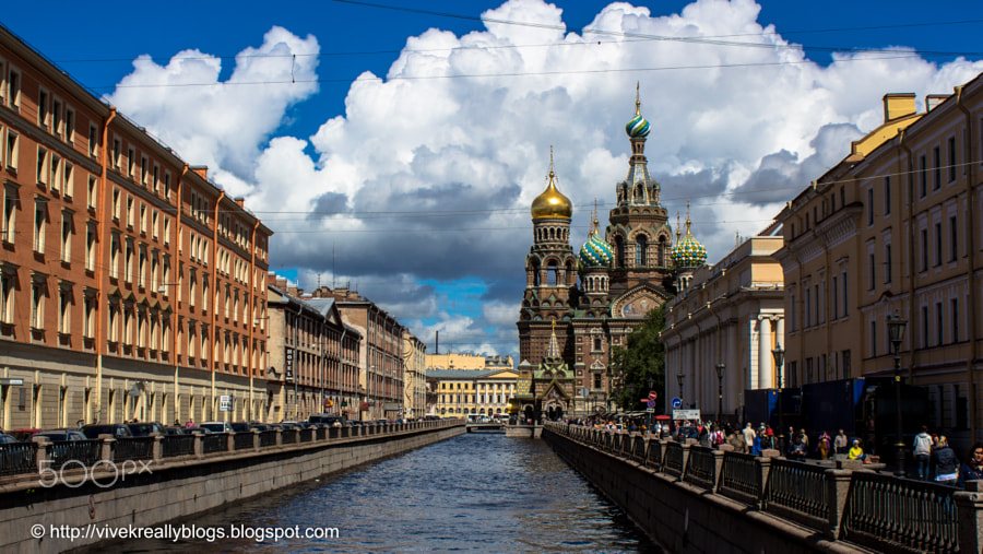 Photograph Savior on the Spilled Blood by Vivek Pandey on 500px