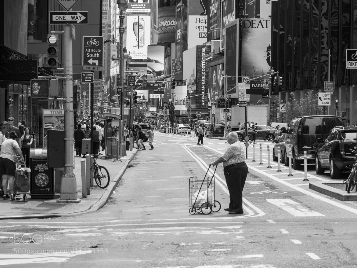 Photograph Broadway by C.K. Sample III on 500px
