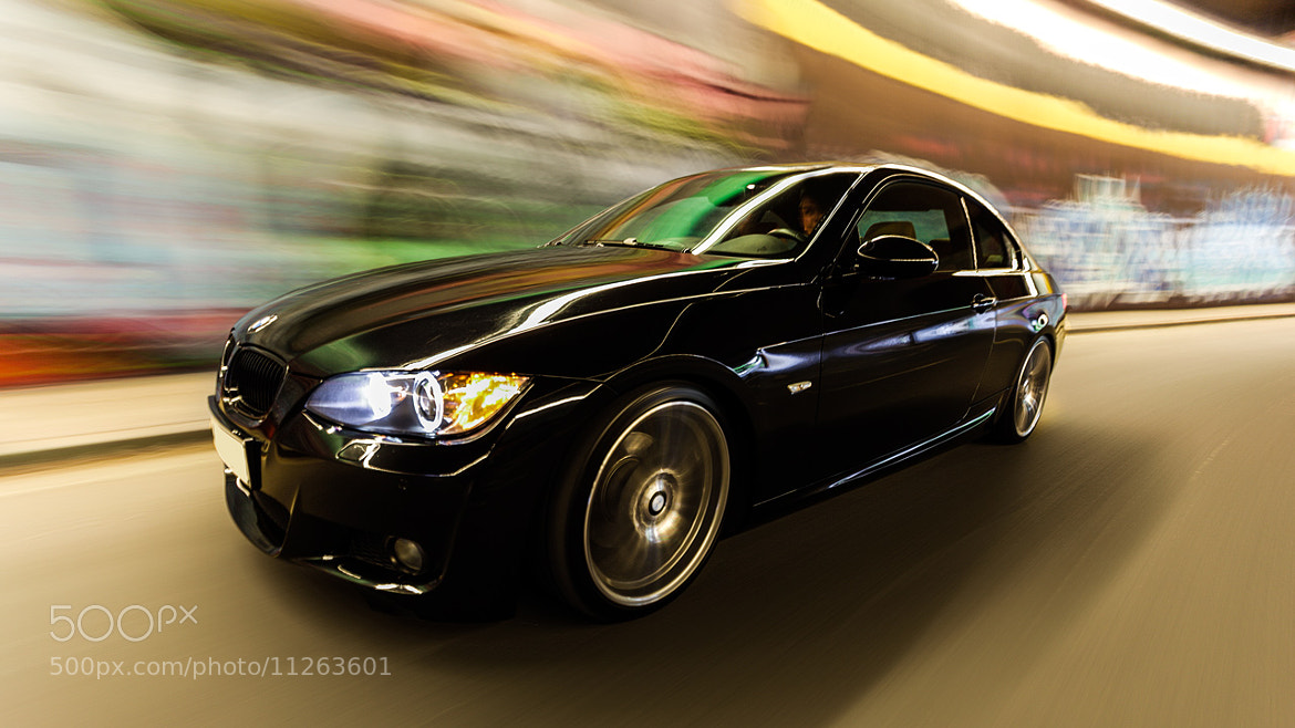 Photograph BMW 320d Coupe by Robin Glück on 500px