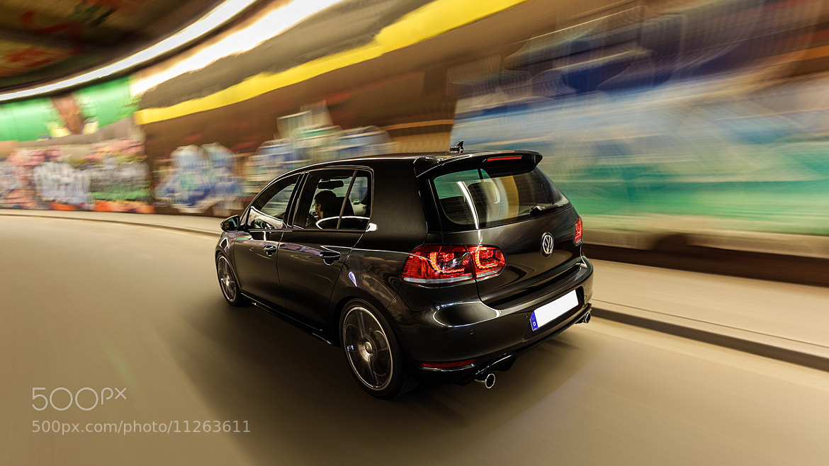 Photograph Volkswagen Golf VI GTI/GTD by Robin Glück on 500px