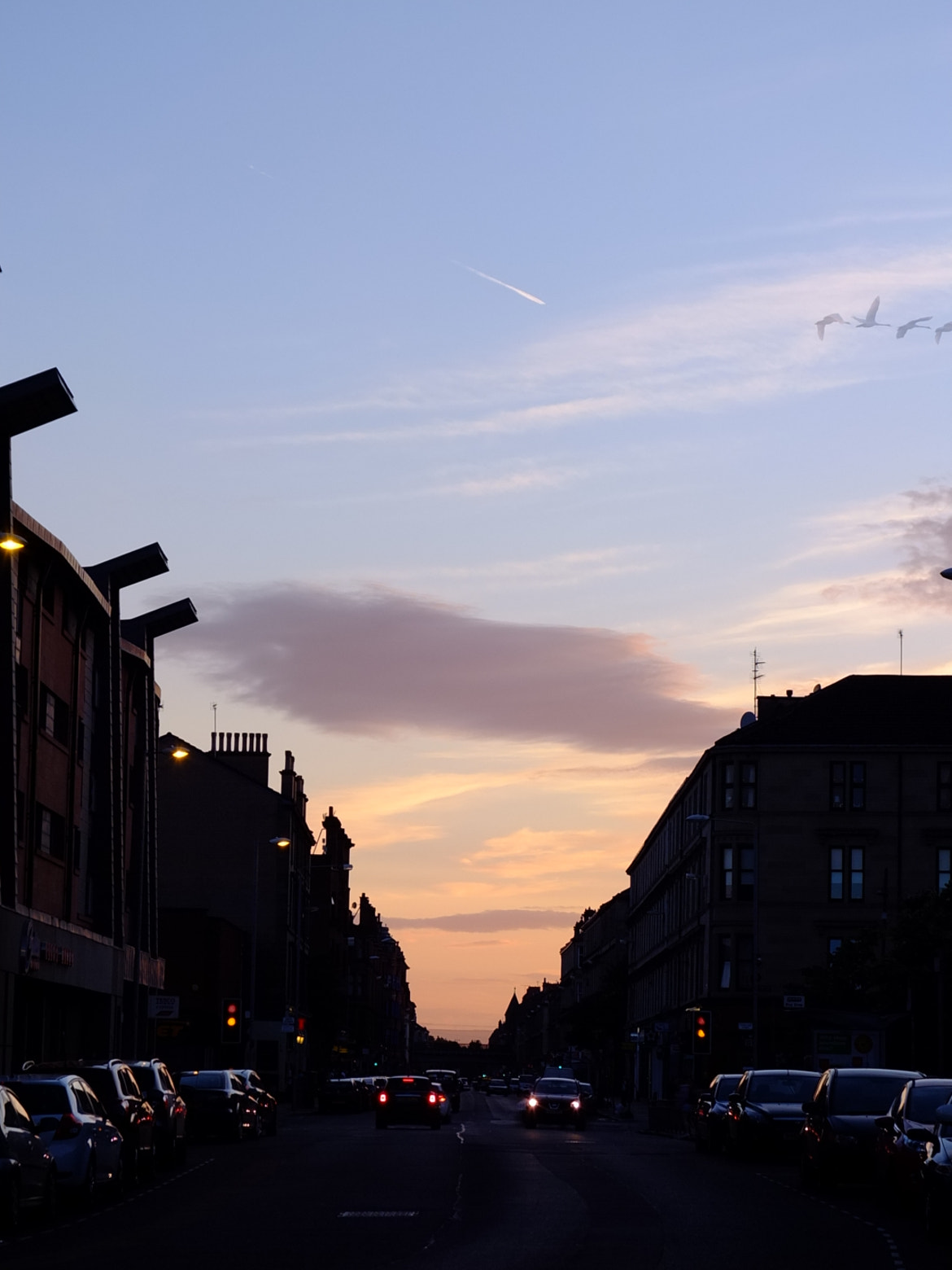 Photograph Dumbarton Road by Will Breaden Madden on 500px