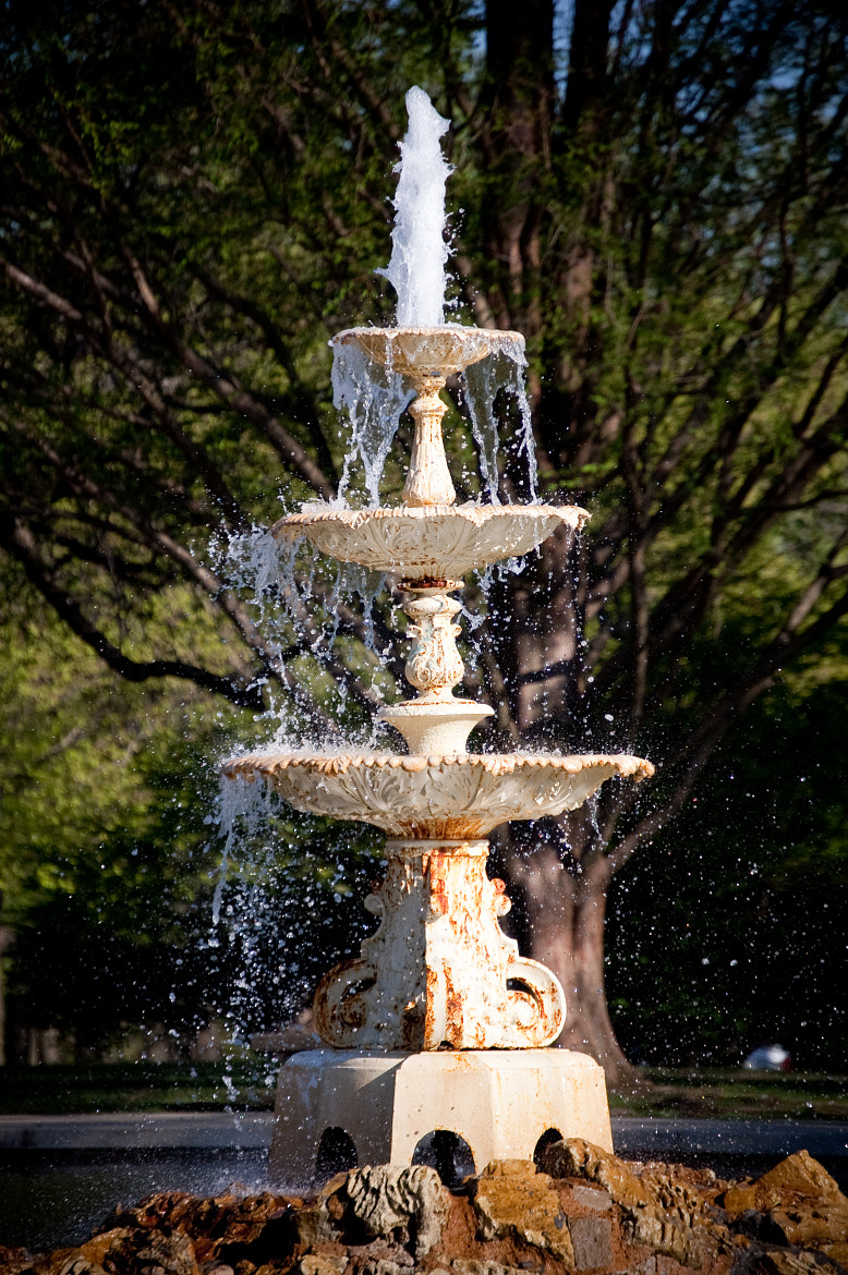 Photograph Fountain by Kimberly Denise on 500px