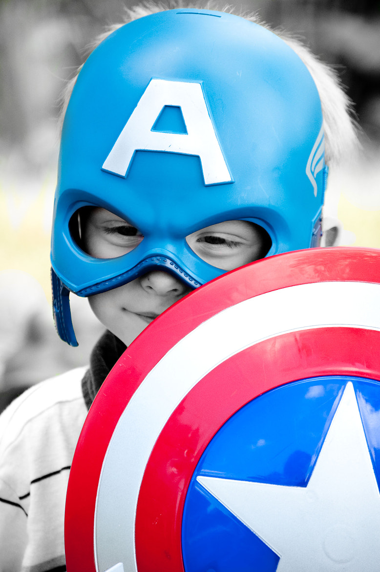 Photograph Little Avenger by Kimberly Denise on 500px