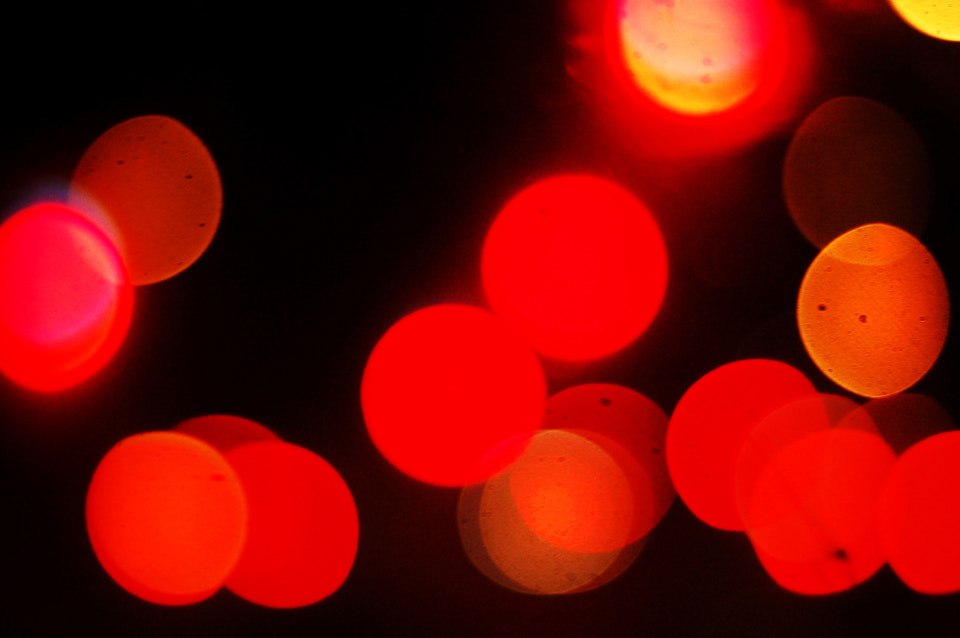 Photograph Pretty red light. by Adida Fallen Angel on 500px