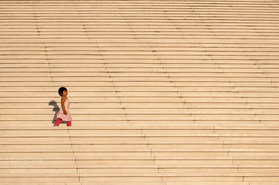 Photograph Lost in stairs by Hornberger David on 500px