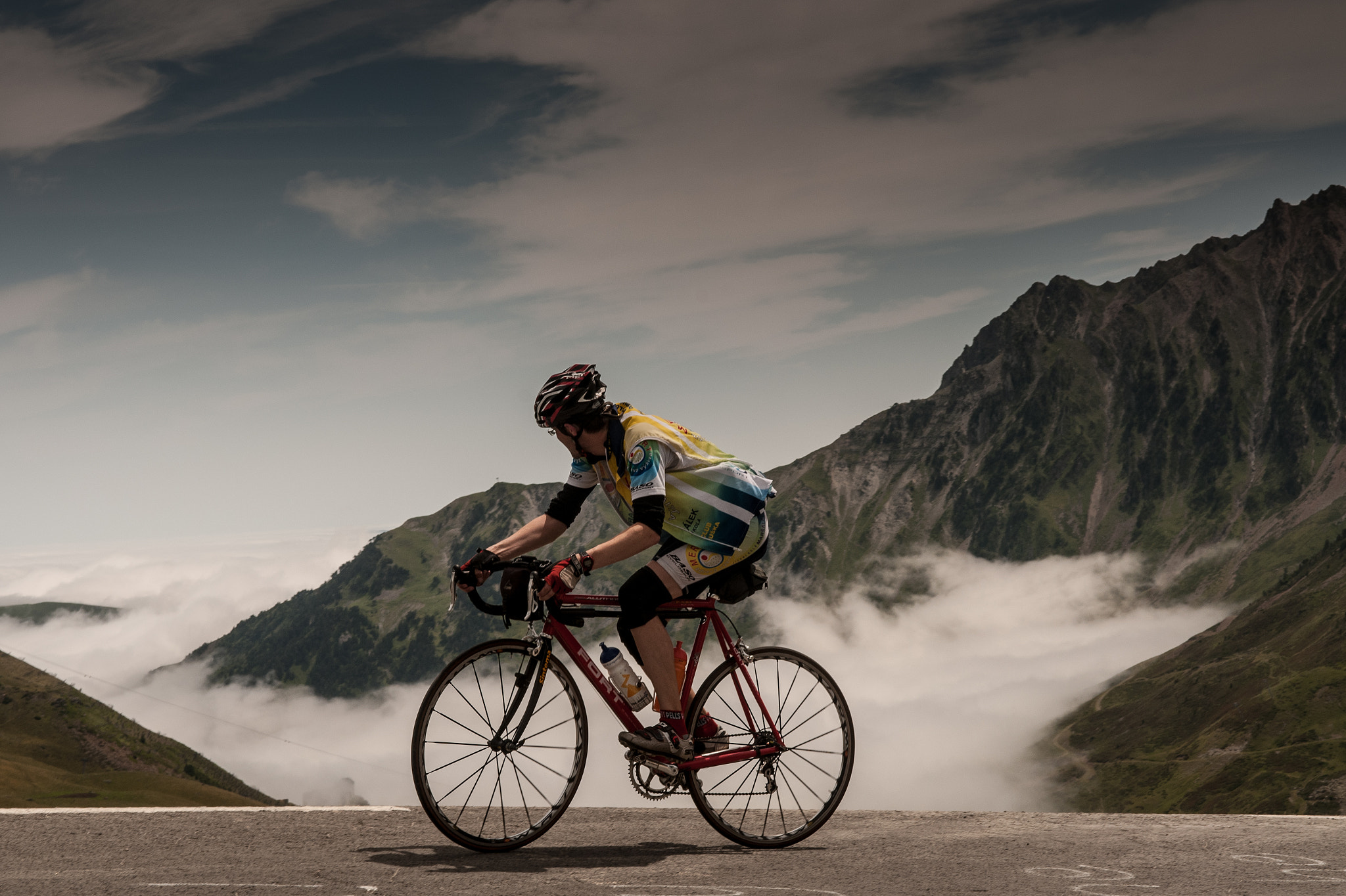 Photograph Ride in the clouds by Ronen Rosenblatt on 500px