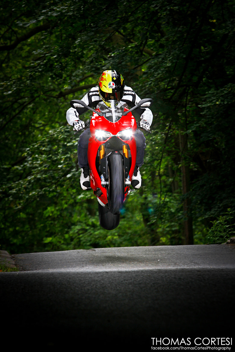 Photograph Ducati 1199 Panigale by Thomas Cortesi on 500px