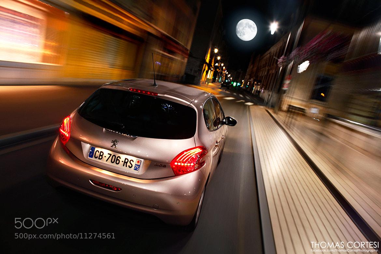 Photograph Peugeot 208 by Thomas Cortesi on 500px