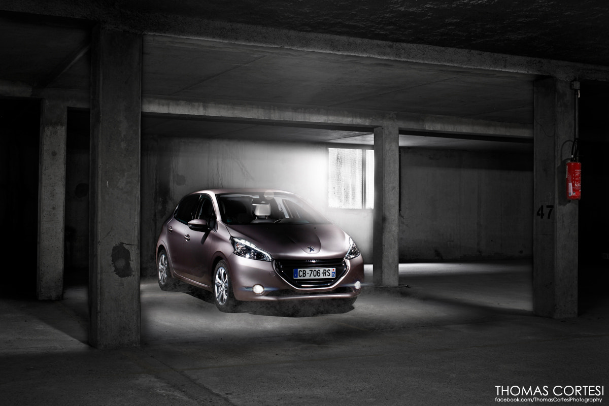 Photograph Peugeot 208 by Thomas Cortesi on 500px