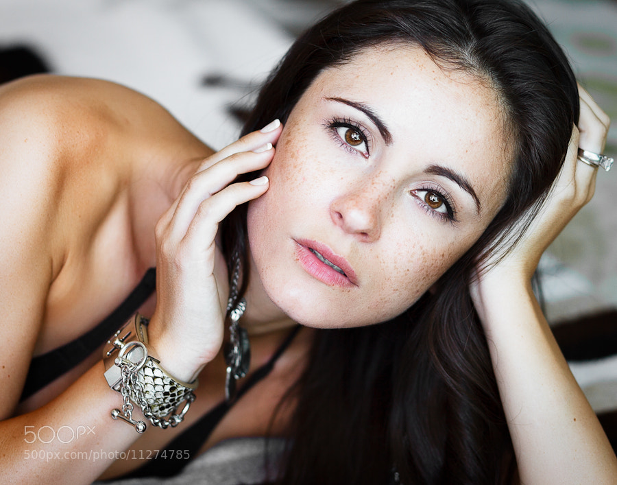 Photograph Mina Beauty by  il·lu·mi·nates  M on 500px