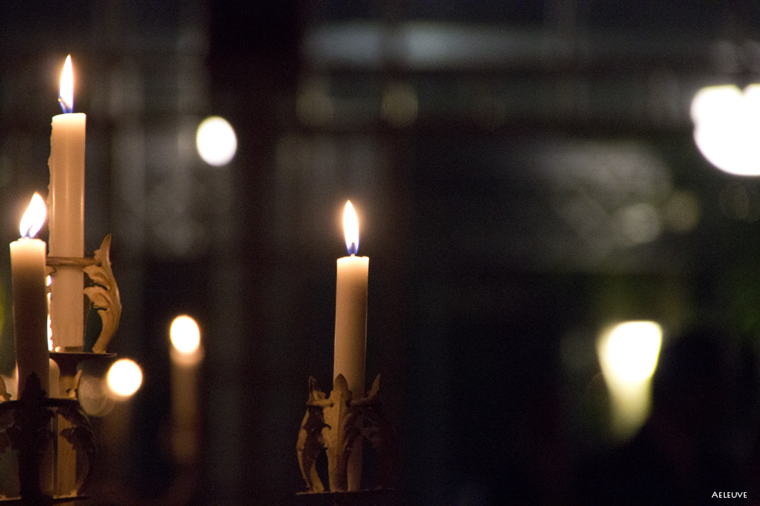 Photograph Candels by Alvo Fellner on 500px