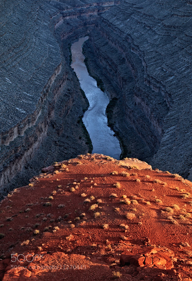 Photograph San Juan River Canyon by John Mumaw on 500px