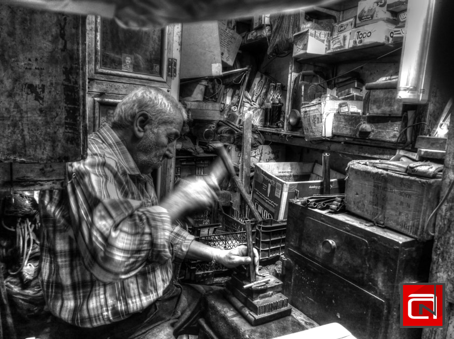 Photograph Night of Cairo By lumia 1020 by Ahmed  Naguib  on 500px
