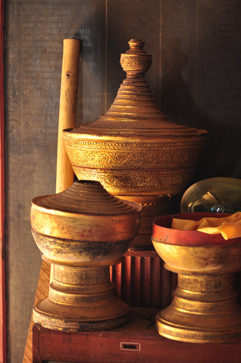 Photograph Burmese Antiques. by Tai Karchai on 500px
