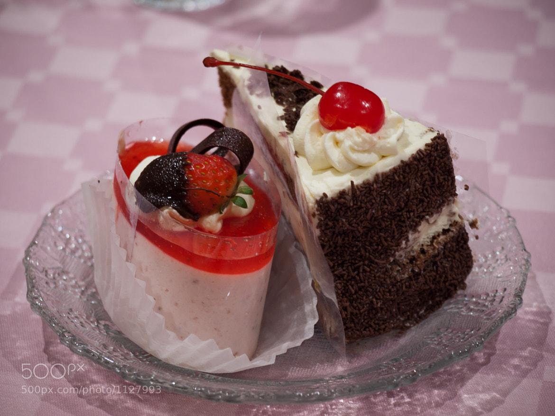 Photograph Dessert July 2011 by LifeSparkle on 500px