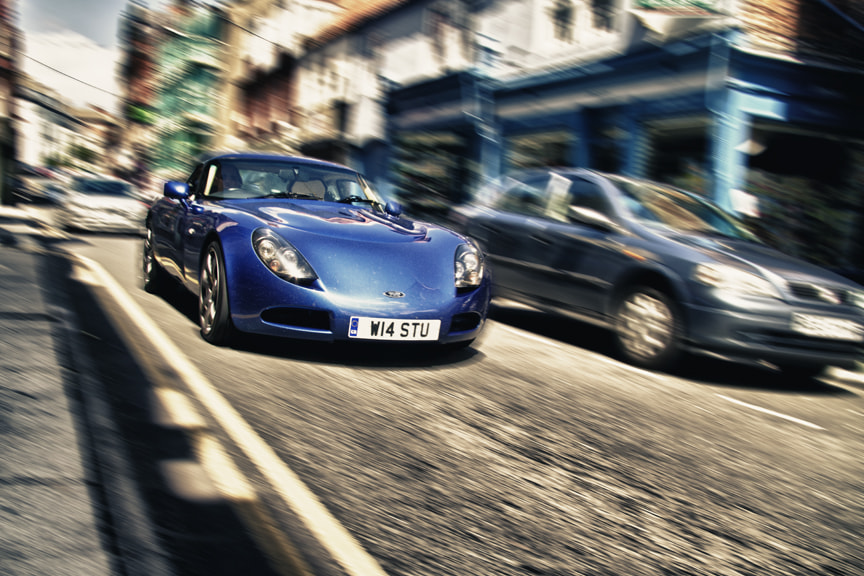 Photograph TVR by Craig McCann on 500px