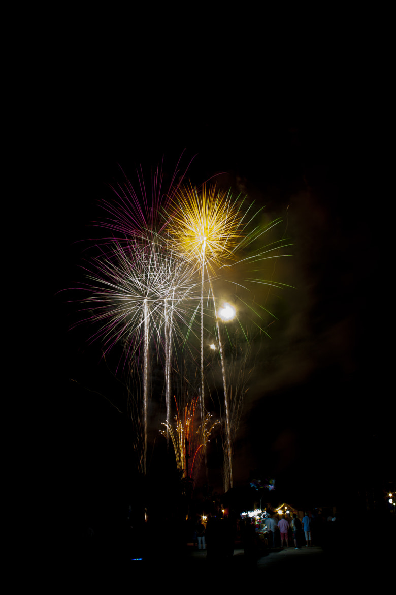 Photograph fireworks by kristian fodstad on 500px