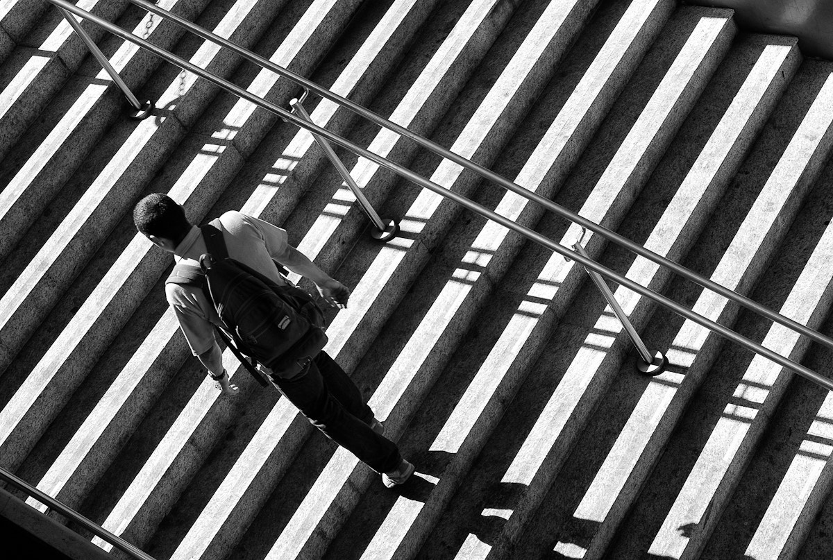 Photograph Stairs by Fábio Astolpho on 500px