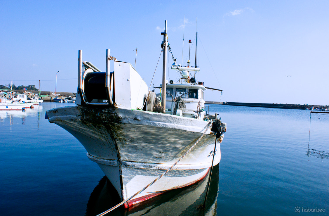 Photograph Fishing boat by Eugene W on 500px