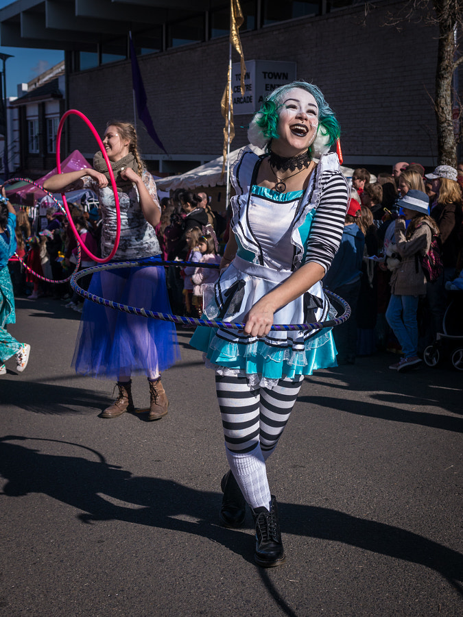 Photograph Winter Magic 2015 Parade by Travis Chau on 500px