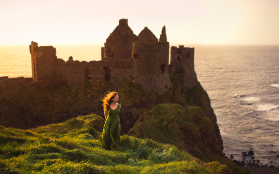 Photograph The Sea's Memories by Lizzy Gadd on 500px