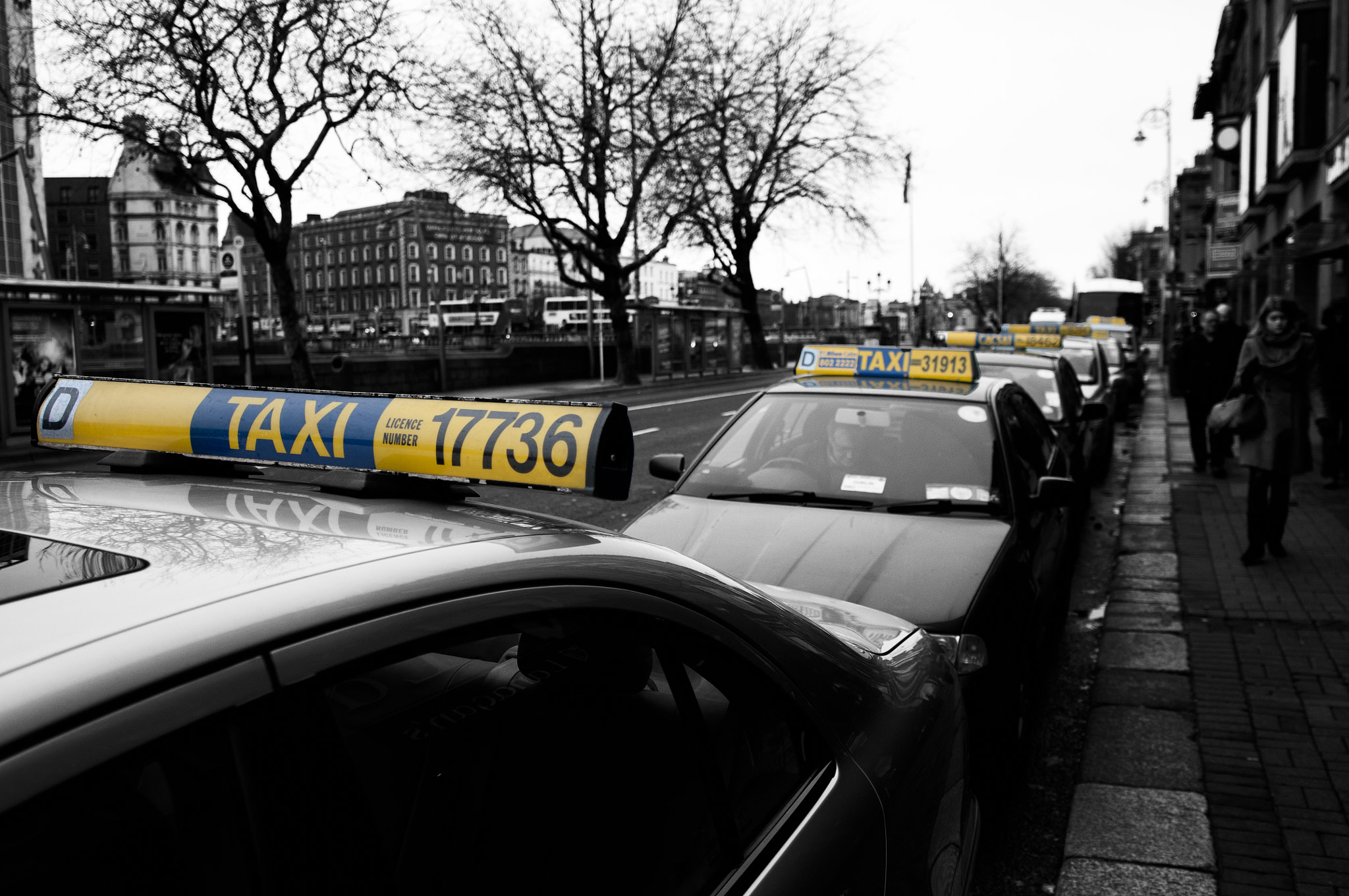 Photograph Taxi! by Jake Chia on 500px
