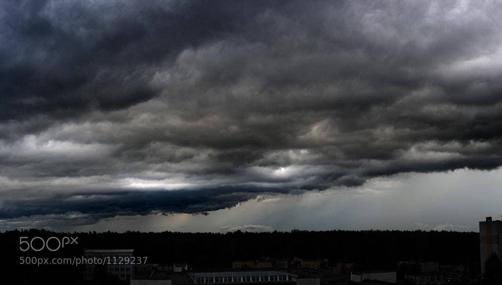 Photograph Stormy by Oleg Smirnov on 500px