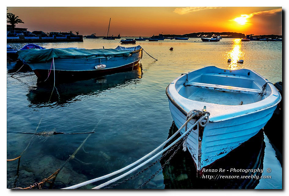 Photograph © Reflections in Porto Cesareo by Renzo Re on 500px
