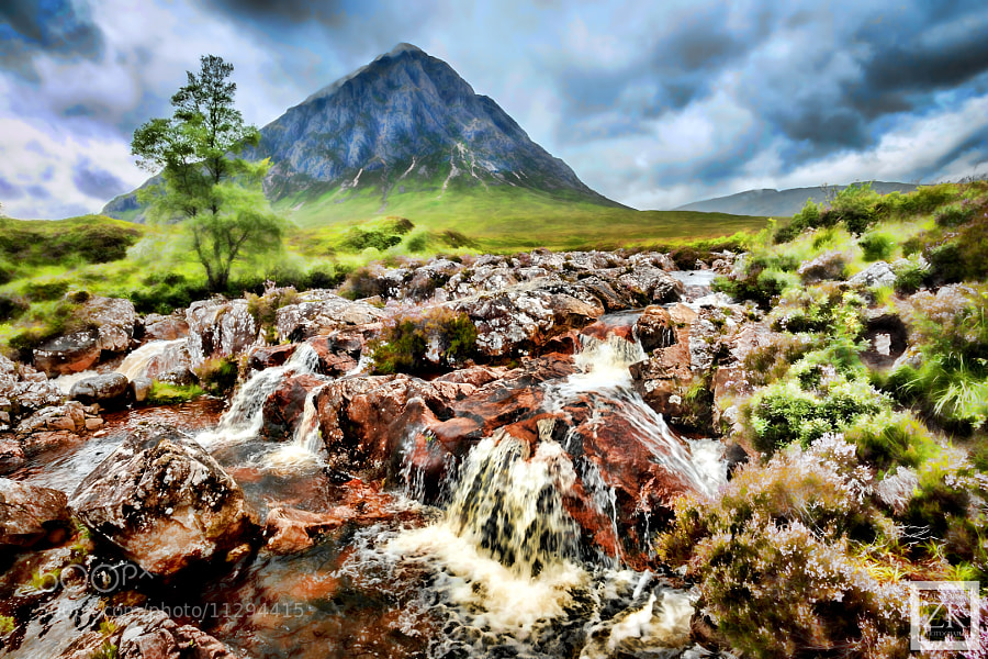 Photograph Buachaille Etive Mor by Zain Kapasi on 500px