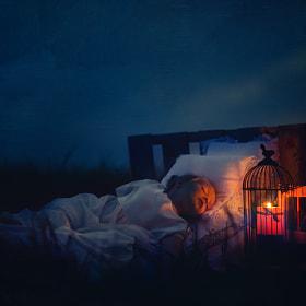 Sleeping by Nikolay Tikhomirov (xsinon) on 500px.com