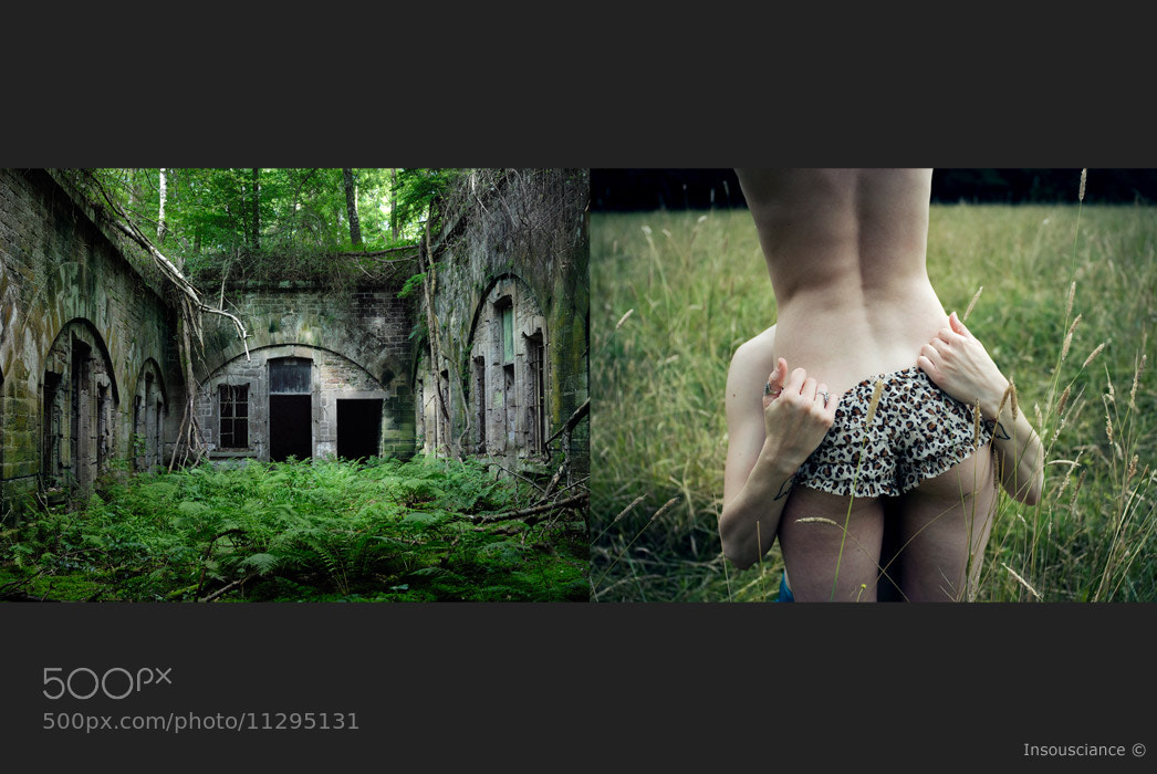 Photograph Double Story 3 by Insousciance Laetitia on 500px