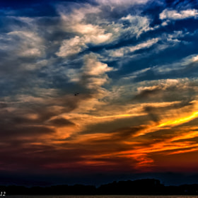Colors Of The Afterglow by Harold Begun (HaroldBegun)) on 500px.com