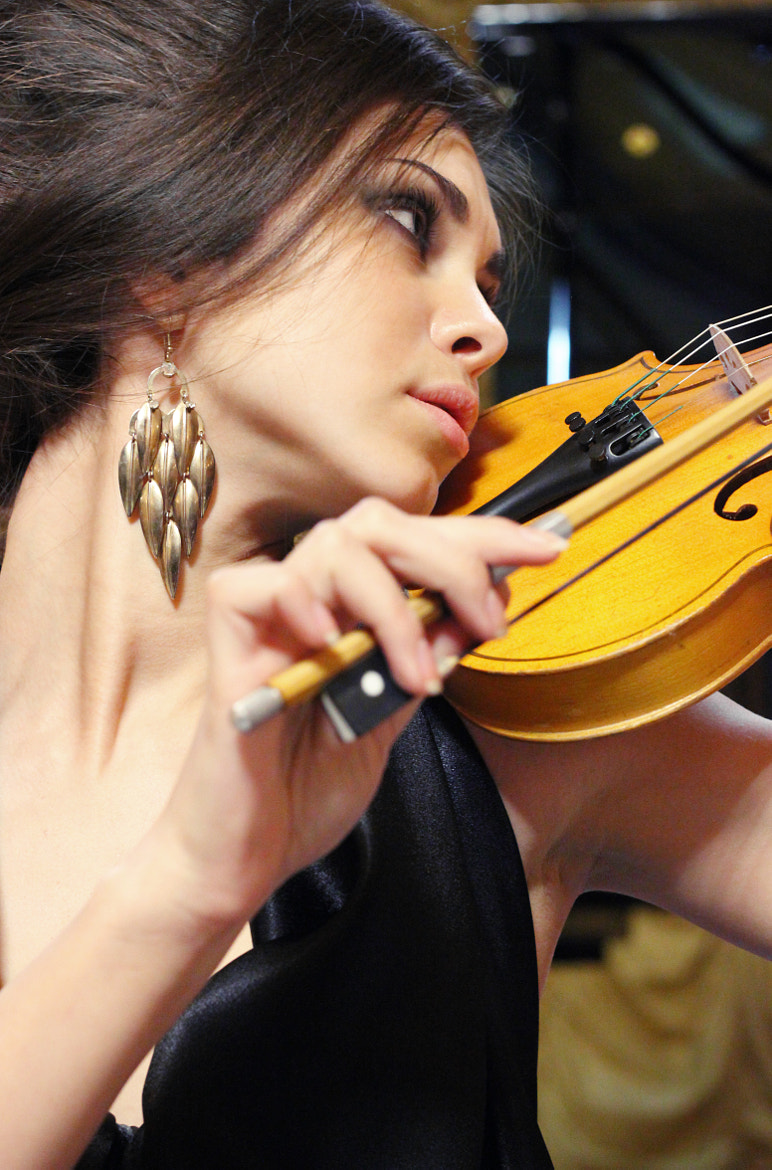 Photograph Musician by Xenia Miroedova on 500px