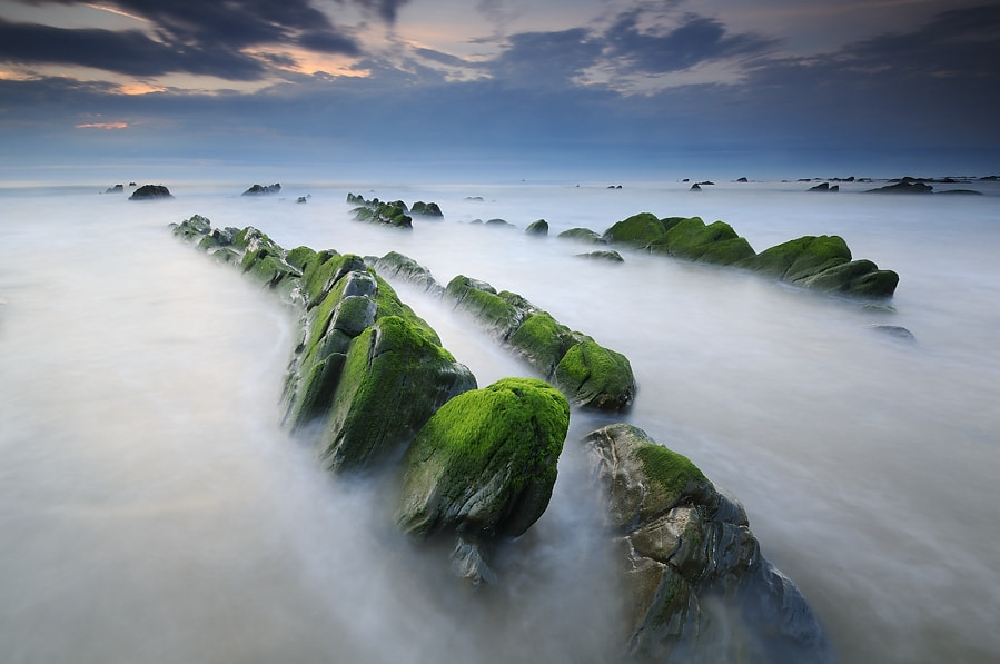 Photograph Barrika by Iban  Pagalday on 500px