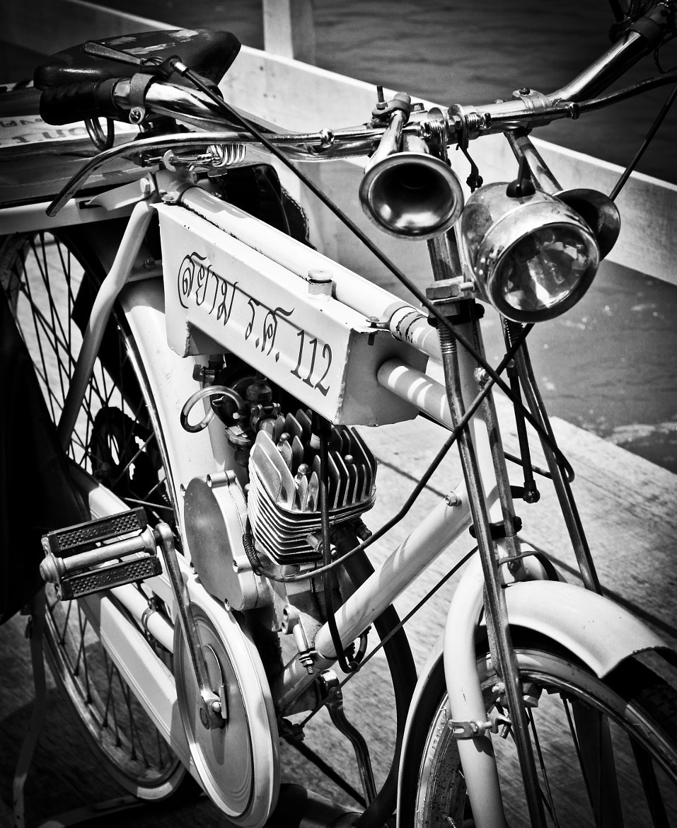 Photograph Bike of Thailand on 1843 A.D.  by Songsak Somnate on 500px