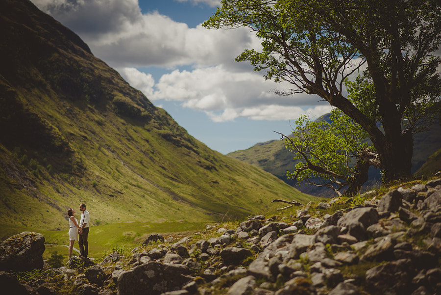 Photograph Wedding Photographer Glencoe by Mark Pacura on 500px