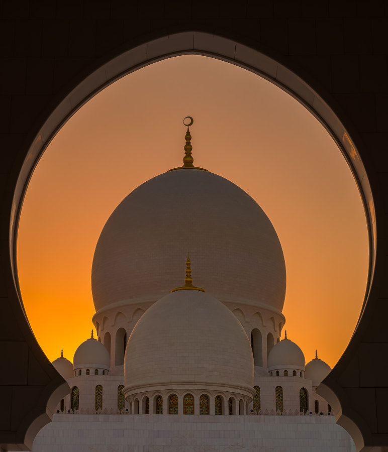 Photograph The Domes - Ramadan Kareem by julian john on 500px