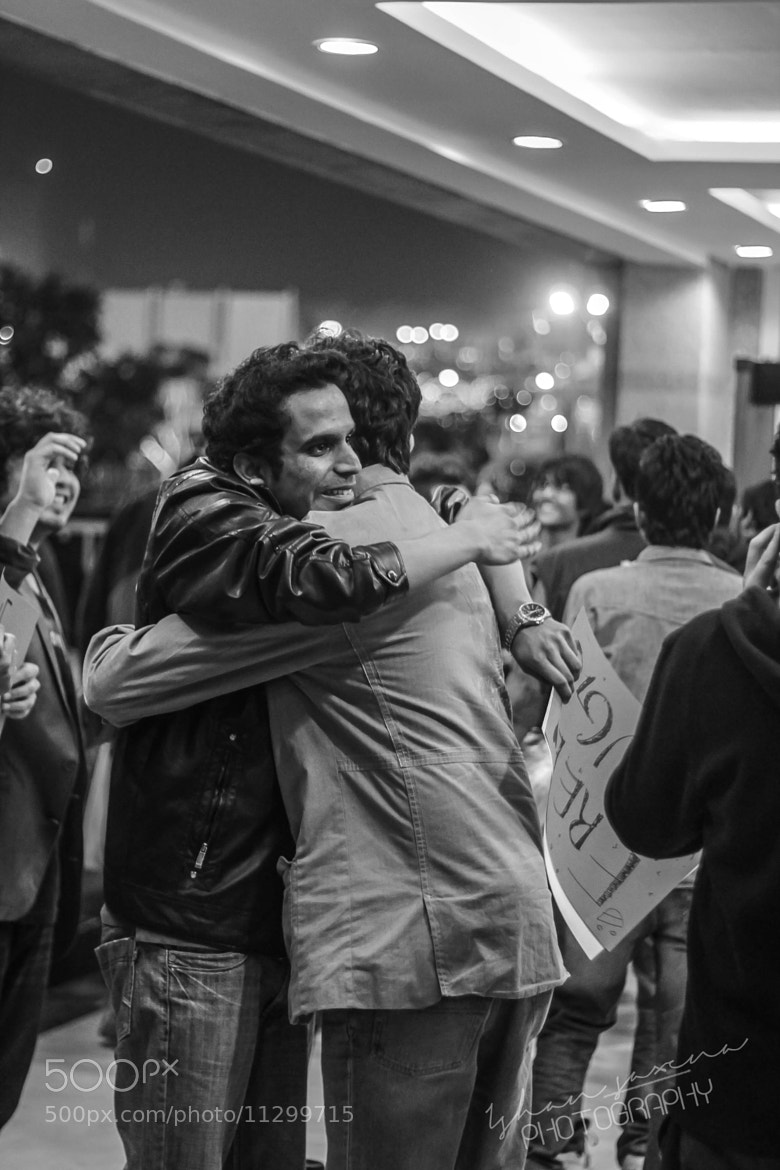 Photograph Free hugs by Ishan Saxena on 500px