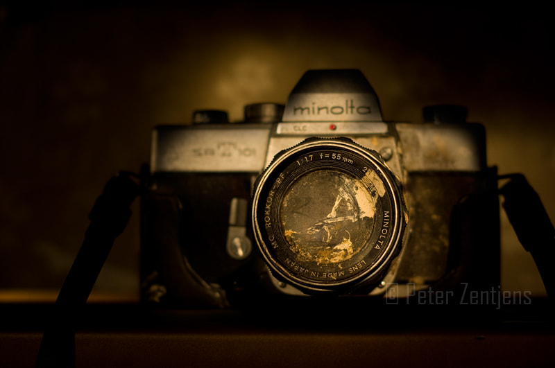 Photograph Forgotten by Peter Zentjens on 500px