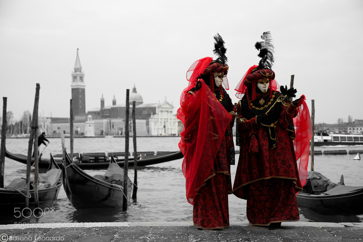 Photograph Venice Carnival by Leonardo Basana on 500px