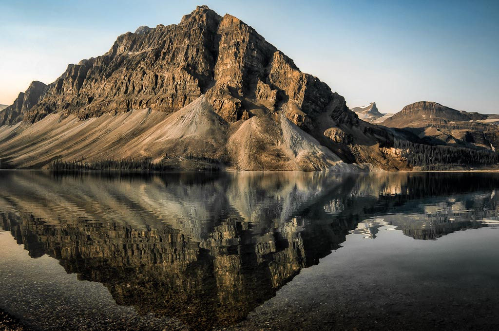 Photograph Rugged Reflection by Len Saltiel on 500px