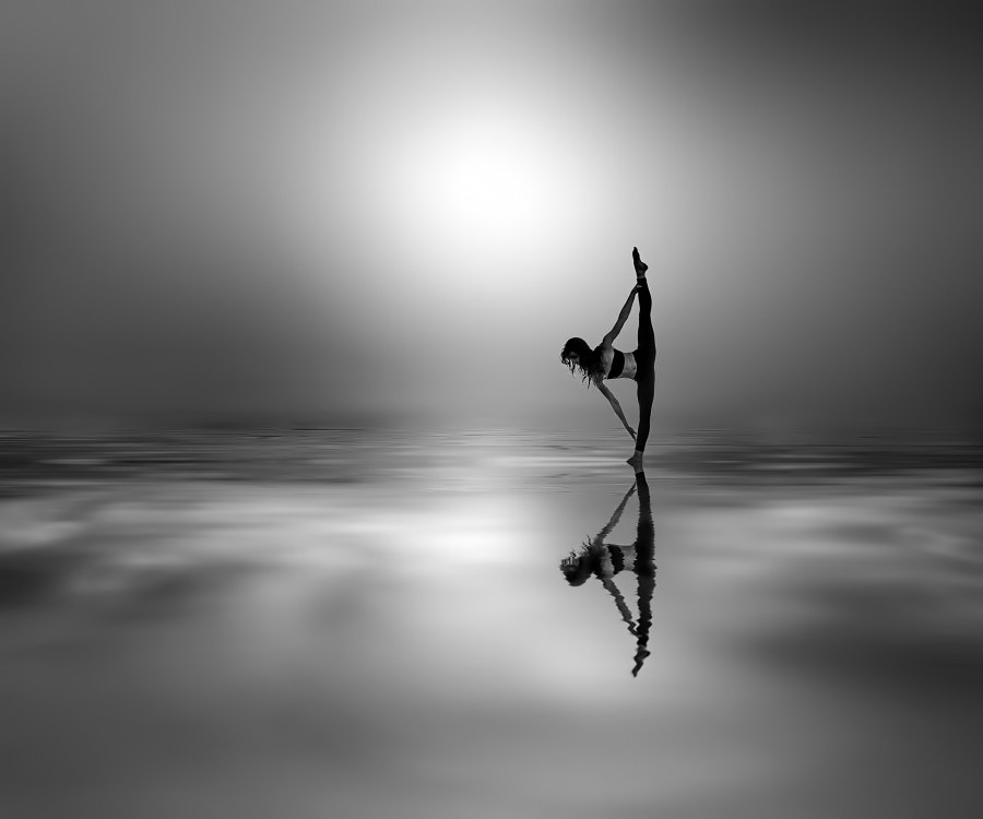 Light Yoga by Josep Sumalla on 500px.com